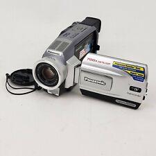 Panasonic PV-DV52D Mini DV Camcorder 700x Digital Zoom Home Video AS IS