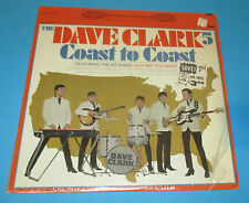 The Dave Clark Five 5 ‎– Coast To Coast 1965 -EPIC, BN 26128  Vinyl LP In Shrink