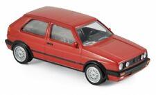 Norev 840062-escala 1/43 Volkswagen Golf GTI G60 1990 Rojo modelo de coche