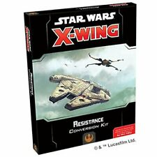 Star Wars X Wing 2nd Edition Resistance Conversion Kit