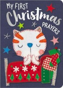 My First Christmas Prayers by Make Believe Ideas  Ltd.