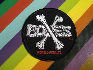 vtg skateboard patch - assorted graphics 1970s to new Powell SC Indy Schmitt +