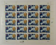 US SCOTT 3141 PANE OF 20 MARSHALL PLAN STAMPS 32 CENT FACE MNH