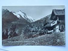 AUSTRIA Bauernhaus bei Heiligenblut m. Grossglockner