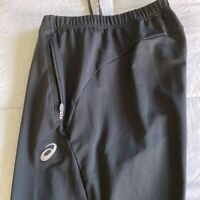 Asics Mens Black Pants Size Large