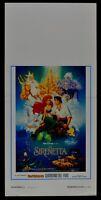 Plakat Die Meerjungfrau Disney The Little Mermaid Zeichentrick Animation L93
