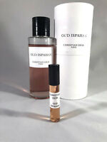 CHRISTIAN DIOR- Oud Ispahan- Eau de Parfum-10ml - sample size - 100% GENUINE
