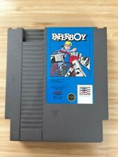 Nintendo Nes - Paperboy 1 - tested and working game cartridge