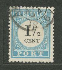 Nederland Port   4 D III gebruikt (2)