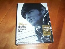 ONE FLEW OVER THE CUCKOO'S NEST IMMERSIVE COLLECTOR'S SET LIMITED ED DVD.