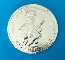 STAR WARS 30TH LUKE SKYWALKER BESPIN MAIL AWAY COIN