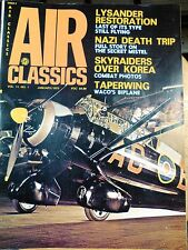 Air classics 11 issues from January to September, November, and December of 1975