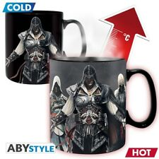 Figuras assassins creed Magic Mug grupo taza 460ml