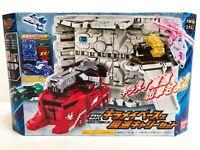 Power Rangers Mashin Sentai Kirameiger DX Kiramei Base & Weapon 02 Majin Carry