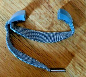 Fitbit Alta HR Milanese Loop Silver