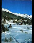 MONTANA - VERMALA (SUISSE) CHALETS & HOTELS en hiver en 1985