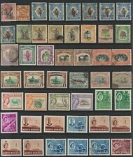 North Borneo Stamps - Singles - Mint & Used - Lot A-30