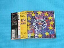 U2 Zooropa 1993 OOP CD Japan PHCR-1750 OBI