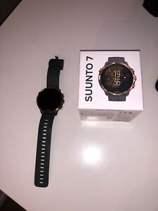 Suunto 7 Smartwatch - Graphite Copper