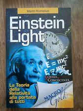 Eistein Light Martin Kornelius Macro