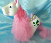 """My Little Pony Horse toy animal long mane and tail 10"""""""