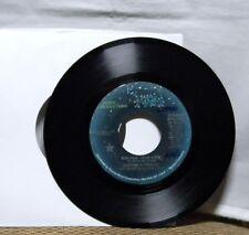 BURTON & CUNICO RUN FOR YOU RLIFE / GRANDFATHERS 45 RPM RECORD
