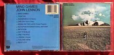 John Lennon MIND GAMES CD Original USA Cd Mint - The Beatles -  Parlophone