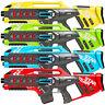 BCP Set of 4 Kids Infrared Blaster Laser Tag Toys w/ Life Tracker
