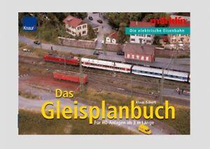 """Märklin 07453 Gleisplanbuch für C-Gleis """"Französische Ausgabe"""" #Neu in OVP#"""