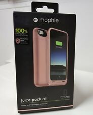 Genuine Mophie Juice Pack 2750 mAh Battery Charger Case Cover For iPhone 6/6s