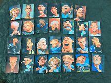 Football Cards Czech Republic And Other Stars Henry Figo Bought Prague 2004