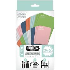 We R Memory Keepers Cardstock Journaling Cards - Memo