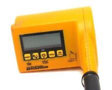 The Mini Measure Revolution Trumeter Digital Measuring Wheel 5605E Used