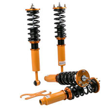 Full Assembly Coilovers for 04-08 Acura TSX 03-07 Accord 24 Ways Adj. Damper