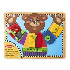 Melissa and Doug Basic Skills Puzzle Board - (Damaged Packaging) - 13784