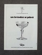 G053-Advertising Pubblicità-1984 - RICAMBI ORIGINALI FIAT