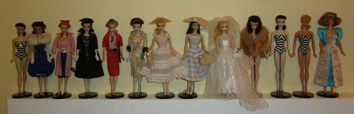 Jen's Online Consignments & Barbies
