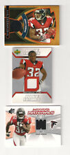 (3) JERIOUS NORWOOD JERSEY CARD LOT