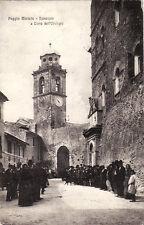 #POGGIO MIRTETO: episcopio e torre dell'orologio