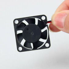 New Quiet Mini DC Cooling Fan 12V 30mm 3cm 30x30x10mm 3010S 2Pin 7 Blades