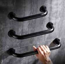 Black Space Aluminum Grab Bar Bathroom safety hand rail for Bath Shower Toilet