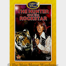 Disney The Hunter and The Rockstar Tiger Poaching Teen Star Activist Rare DVD