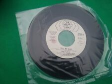 "7"" 45 giri DEN HARROW Tell me why- Meet my friend Eddy Huntington"