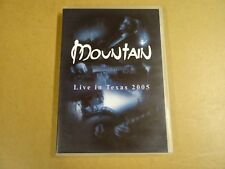 MUSIC DVD / MOUNTAIN - LIVE IN TEXAS 2005