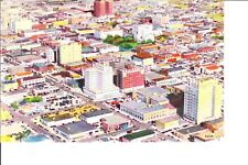 Amarillo, Texas  Aerial View  @ 1950