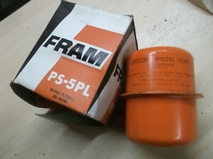 VAUXHALL 10HP 12HP 14HP WYVERN VELOX  NEW  OIL FILTER   PS5PL