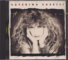CATERINA CASELLI - Amada mia - CD 1990 MINT CONDITION