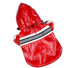 SM DOG RAIN COAT cairn minpin papillon mini dachshund DOG RAIN JACKET SHIPS USA
