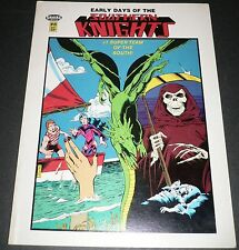 Early Days Of The Southern Knights #8 Comic Interview Publication 1st Edition NM