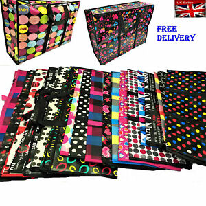 Laundry Storage Bag Extra Large Jumbo Strong Zipped Under Bed Bedding Clothes